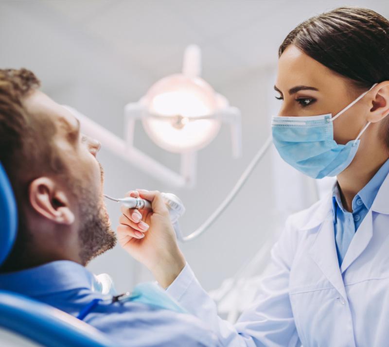 dental bonding in north london