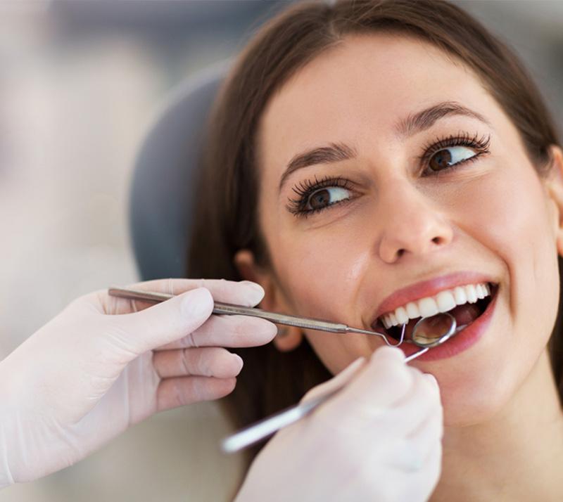 dental inlays onlays in north london